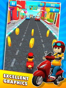 Download Subway Scooters Free -Run Race 5.1.2 APK