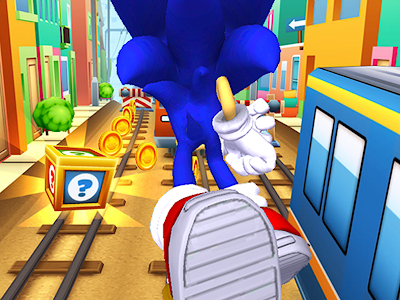 Download Subway Sonic Surf Run 1.2 APK