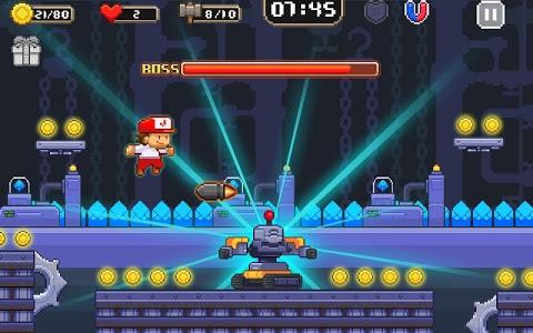 Download Super Jim Jump - pixel 3d 2.5.3909 APK
