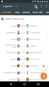 Download Super Scores - Live Scores 7.7.1 APK