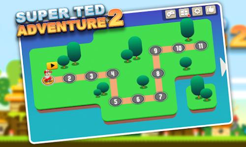Download Super Ted Adventure 2 (Jungle Adventure ) 1.1.16 APK
