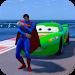 Download Superheroes Cars Lightning: Top Speed Racing Games 1.0 APK