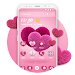 Download Pink Hearts 2018 - Love Wallpaper Theme 1.0.1 APK