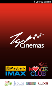 screenshot of TGV Cinemas version Varies with device