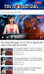 Download TIN NÓNG 24h 1.3.7 APK