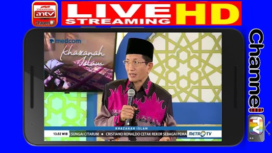 Download TV Indonesia - Saluran TV Indonesia Terlangkap 1.7 APK