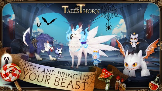 Download Tales of Thorn: Global 1.9.5 APK