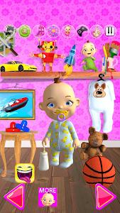 Download Talking Babsy Baby: Baby Games 10.5 APK
