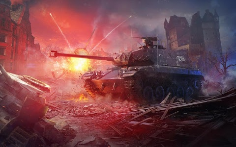 Download Heavy Army War Tank Driving Simulator : Battle 3D 1.4 APK