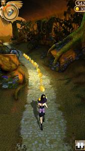 screenshot of Temple Girl Rush 2 version 1.1