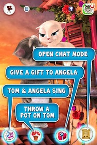 screenshot of Tom Loves Angela version 1.0.1