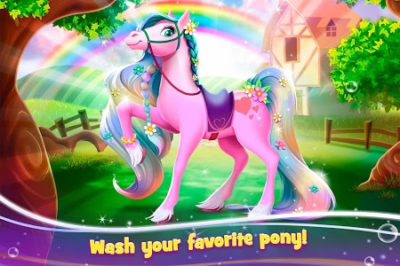 Download Tooth Fairy Horse - Caring Pony Beauty Adventure 2.3.7 APK