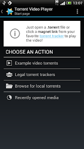 screenshot of Torrent Video Player- TVP Free version 2.2.1.4