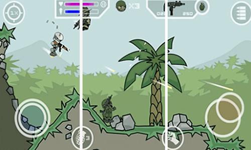 Mini militia game download apk