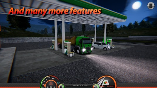 Download Truck Simulator : Europe 2 0.22 APK