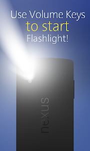 screenshot of True Flashlight + LED Flash version 1.2