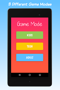 screenshot of Truth Or Dare version 9.4.1