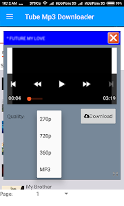 Download Tube Mp3 Downloader 2017 1 APK