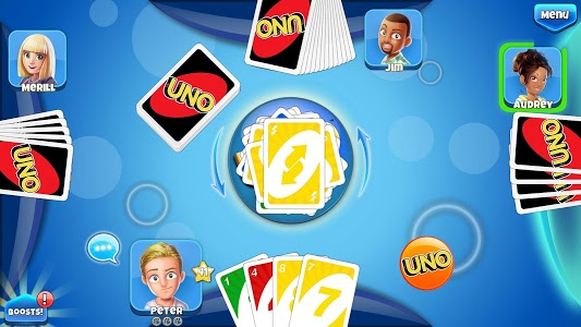 screenshot of UNO ™ & Friends version Varies with device