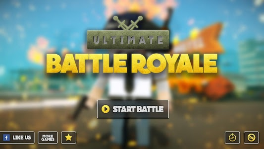 screenshot of Ultimate Royal Battlegrounds – Grand PvP Arena version 1.1