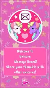 screenshot of Unicorn Diary (with lock - password) version 6.1