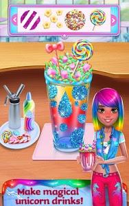 Download Unicorn Food - Rainbow Glitter Food & Fashion 1.0.3 APK