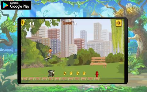 Download Upin Runner lpin boy 1.1 APK