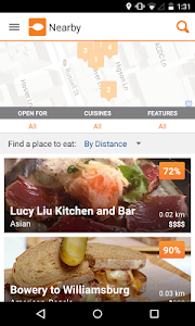 Download Urbanspoon Restaurant Reviews 4.0.21 APK