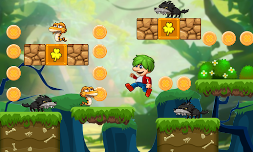 Download Victo's World - jungle adventure - super world 1.5.0 APK
