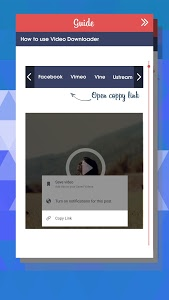screenshot of Video Downloader, Tool for All version 1.3.8