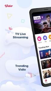 screenshot of Vidio - Nonton Video, TV & Live Streaming Gratis version 4.0.7