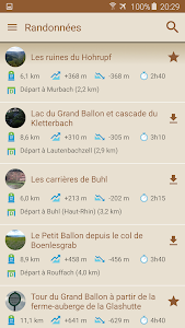 Download Visorando GPS randonnée 2.4.11 APK