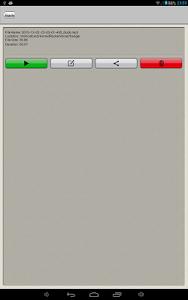 screenshot of Voice Changer version 1.1.11