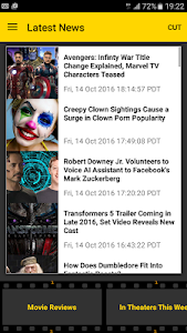 screenshot of VuiT - Movies & TV version 8.8