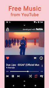 screenshot of Music Downloader version 4.103