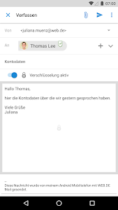 Download WEB.DE Mail  APK