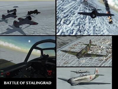 screenshot of Wings Of Duty version 4.0.3