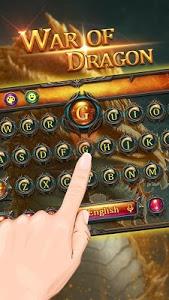 Download War of dragon godzilla Keyboard 10001003 APK