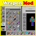 Download Weapon Case mod for MCPE 2.3.10 APK