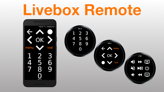 Download Livebox Remote 1.9.1 APK