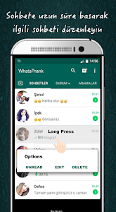 Download WhatsPrank - Fake Messages 1.0.5 APK
