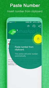 Download WhazApp Go 3.0 APK