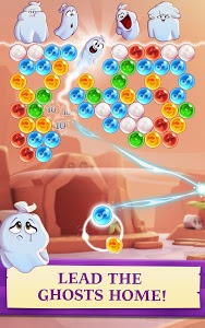 screenshot of Bubble Witch 3 Saga version 1.22.5