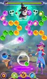 screenshot of Bubble Witch 3 Saga version 4.5.5