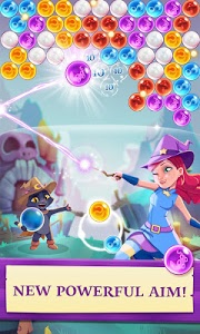 screenshot of Bubble Witch 3 Saga version 2.4.4