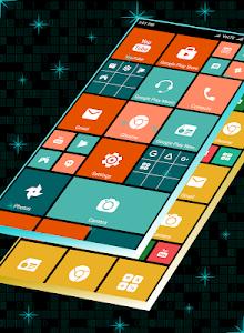 Download Win Launcher 2018 - metro look smart 1.6 APK