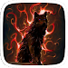 Download Wolf Flame Theme 1.0.0 APK