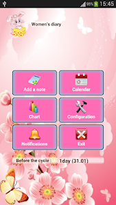 Download Woman diary (calendar) 2.8.9 APK