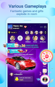 Download Yalla-Free Voice Chat Rooms 2.6.2 APK