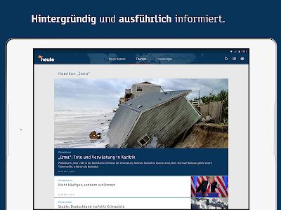 Download ZDFheute - Nachrichten  APK